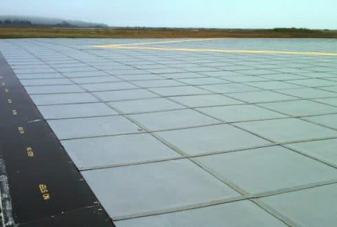 Concreto Celular Garante a Segurança dos Aeroportos