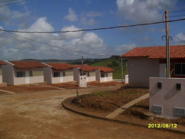 Conjunto Pedro Tenório Raposo - Casa Tipo