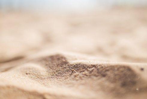 Areia – A Comódite do Século 21 ?
