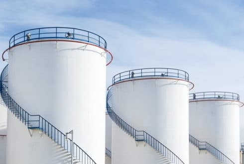 Extração de Petróleo e Gás