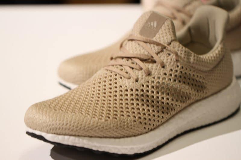 Tênis biodegradável da Adidas-AMSilk