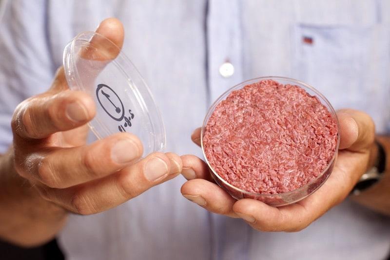 Carne Cultivada da empresa Mosa Meat